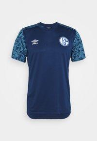 Umbro - FC SCHALKE 04 TRAINING - Squadra - navy/blue sapphire - 3