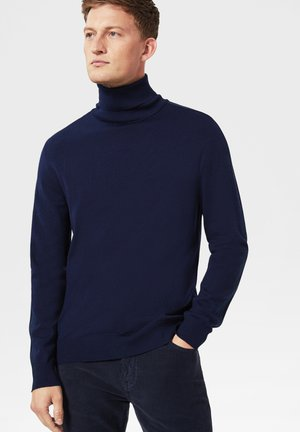 GORDON - Jumper - navy-blau