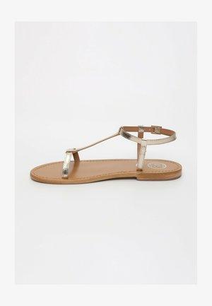 LAGORN TIMELESS - Sandals - gold