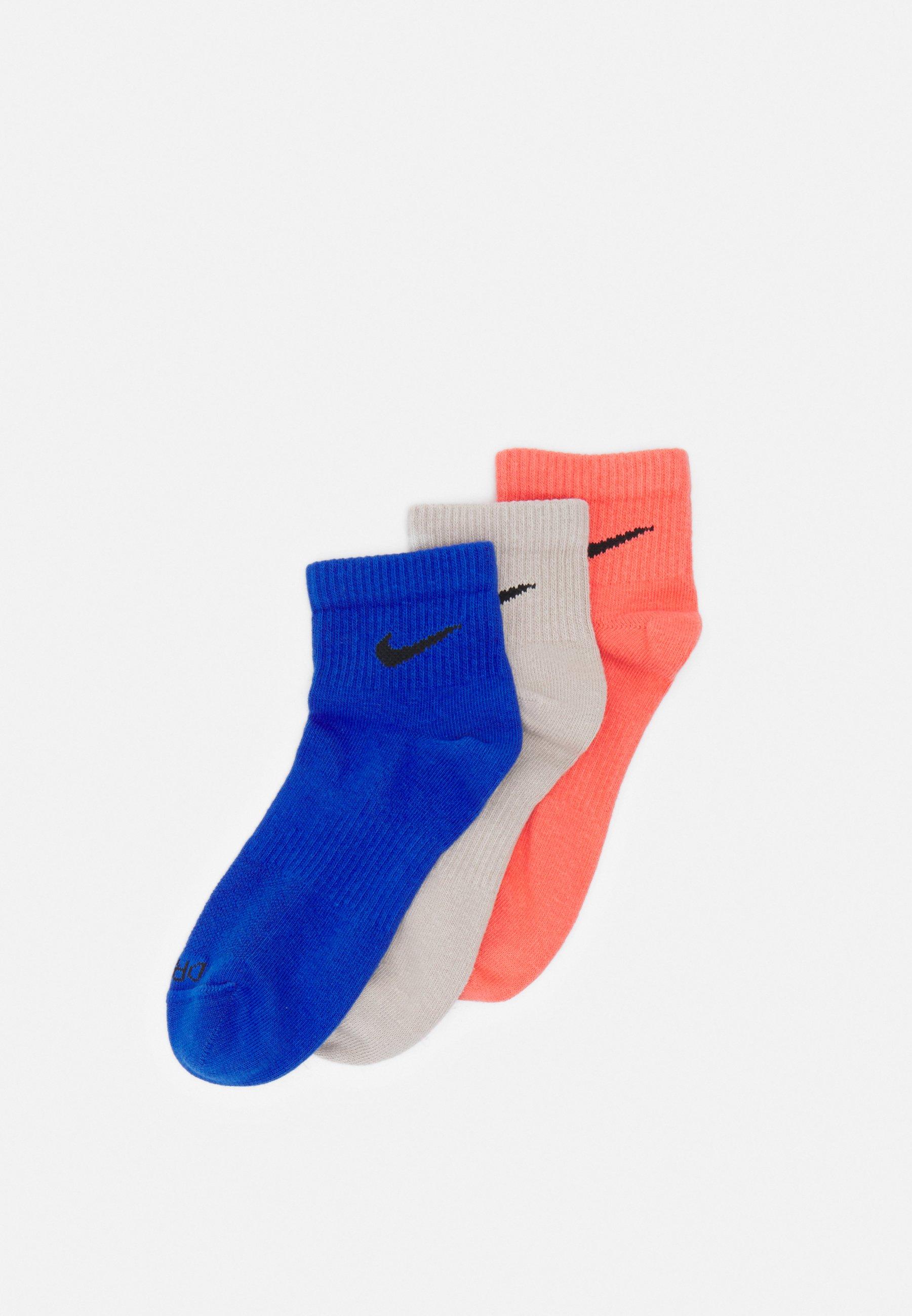 Homme EVERYDAY PLUS ANKLE 3 PACK UNISEX - Chaussettes de sport