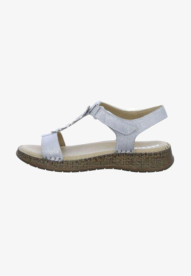 Sandals - pebble
