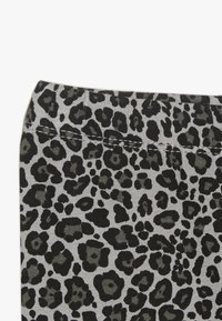 Name it - NBFLALA - Leggings - Trousers - grey melange - 3