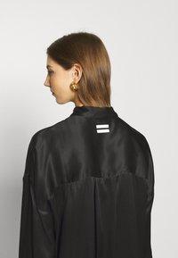 10DAYS - TUNIC DRESS - Day dress - black - 5