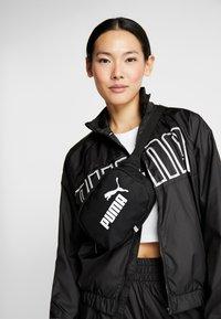 Puma - PHASE WAIST BAG - Bum bag - black - 1