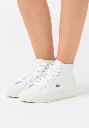 GRIPSHOT MID  - High-top trainers - white/natural