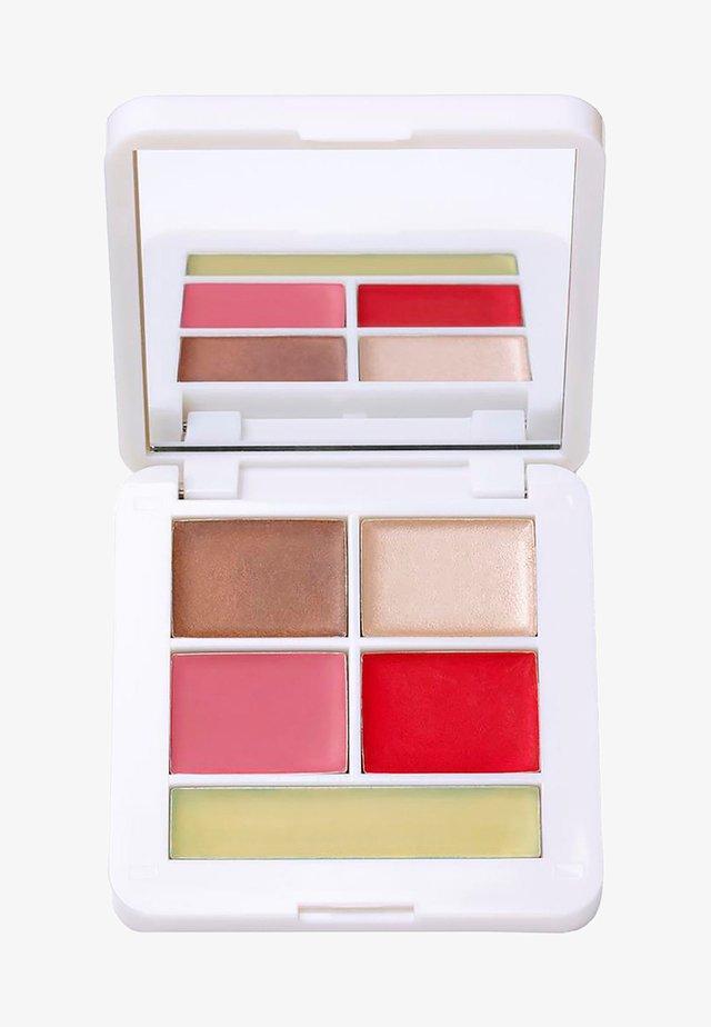 SIGNATURE SET - POP COLLECTION - Face palette - -