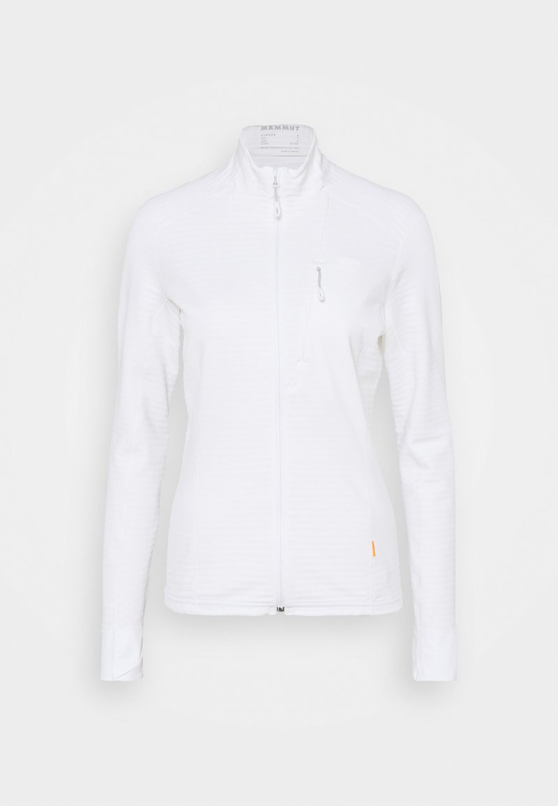 Mammut - ACONCAGUA LIGHT JACKET WOMEN - Fleece jacket - white