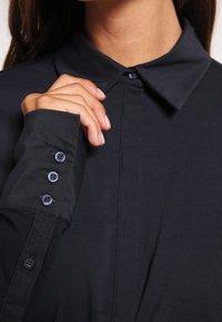 Expresso - XANI - Button-down blouse - navy - 3
