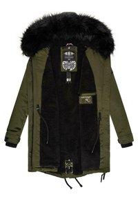 Navahoo - LULUNA - Winter coat - olive - 4
