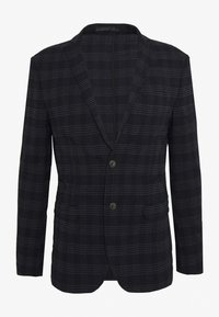 Ben Sherman Tailoring - MIDNIGHT TEXTURED CHECK SUIT - Completo - navy - 12