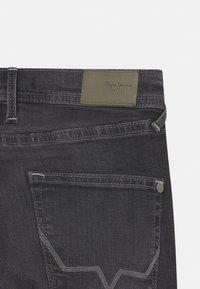 Pepe Jeans - FINLY - Jeans Skinny Fit - black denim - 2
