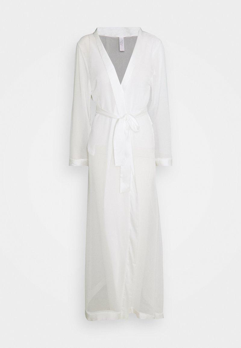 Bluebella - MARCELLA LONG KIMONO - Dressing gown - ivory