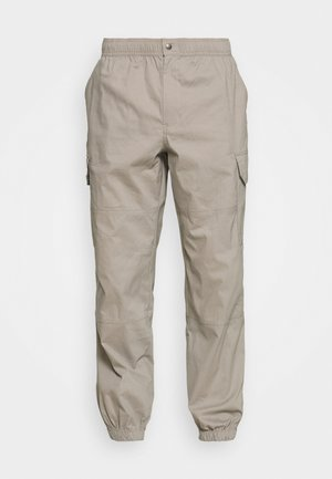 PANT - Cargo trousers - mineral grey