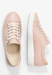ECCO - ECCO SOFT 7 W - Trainers - rose dust - 3
