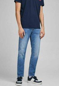 Jack & Jones - Straight leg jeans - blue denim - 0