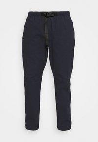 Caterpillar - IPSOS PANTS - Spodnie materiałowe - blue - 4