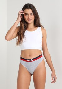 Fila - URBAN 2 PACK - String - grey - 0