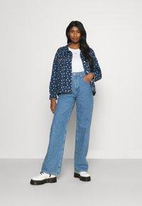 Monki - Denim jacket - blue medium - 1