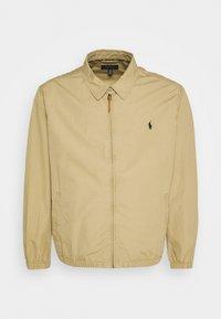 Polo Ralph Lauren Big & Tall - BAYPORT  - Summer jacket - luxury tan - 4