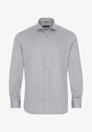 FITTED WAIST - Formal shirt - silver gray