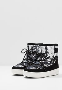 Moon Boot - PULSE MID GIRL DISCO - Lace-up boots - black - 3