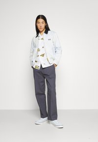 Obey Clothing - BUTTERFLY - Shirt - white/multi coloured - 4