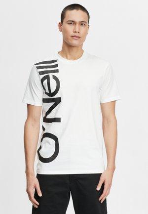 O'NEILL  - T-shirt con stampa - powder white