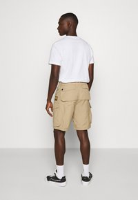 G-Star - JUNGLE CARGO - Shorts - vintage ripstop - sahara - 2