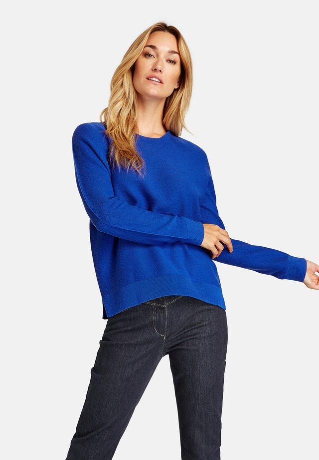 Sweatshirt - kobalt