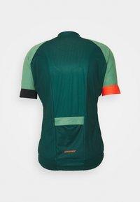 Ziener - NOFRET MAN  - Print T-shirt - spruce green - 1