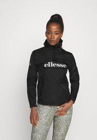 Ellesse - TEPOLINI - Training jacket - black - 0
