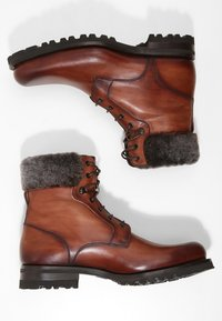 Magnanni - MERINILLO  - Lace-up ankle boots - caoba - 1