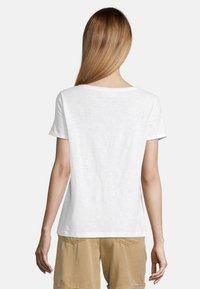 Cartoon - Print T-shirt - cream/khaki - 2