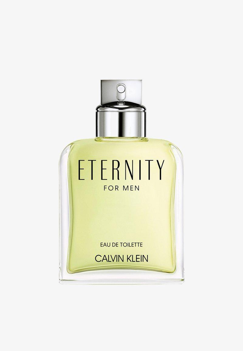 Calvin Klein Fragrances - CALVIN KLEIN ETERNITY FOR MEN EAU DE TOILETTE - Woda toaletowa - -