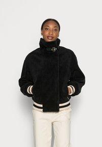 Armani Exchange - Winter jacket - black - 0