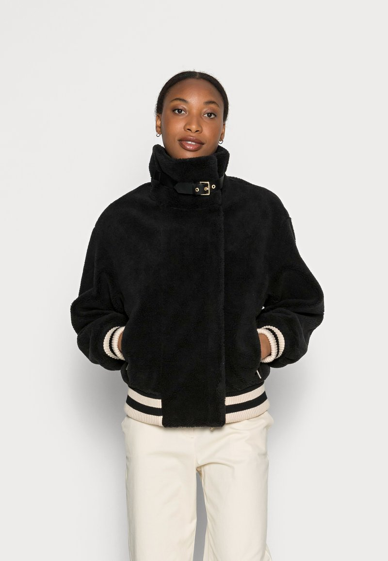 Armani Exchange - Winter jacket - black