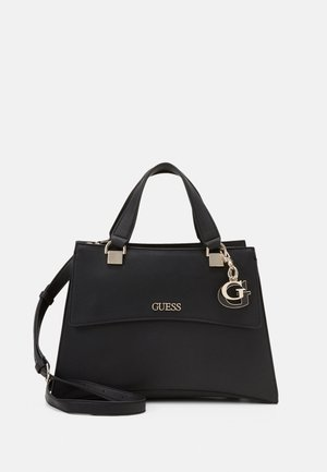 HANDBAG DALMA GIRLFRIEND SATCHEL - Håndveske - black