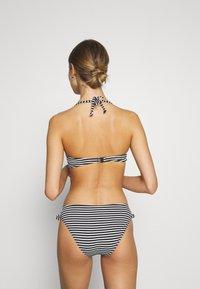 s.Oliver - WIRE BANDEAU SET - Bikini - black - 2