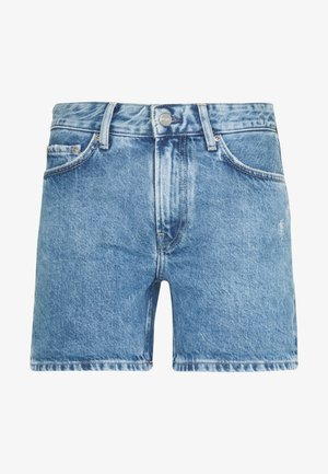 MABLE - Jeansshorts - denim
