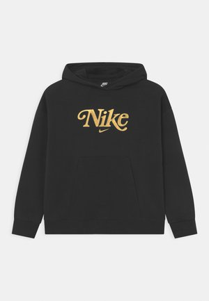 PLUS CLUB ENERGY - Sweatshirt - black/metallic gold