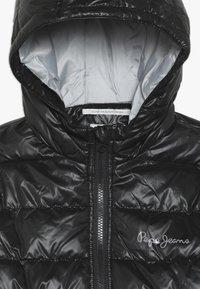 Pepe Jeans - ALPHIE - Zimní bunda - black - 4
