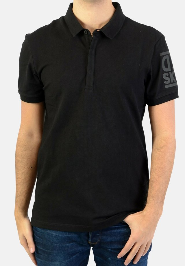 FOX MEW - Polo - black