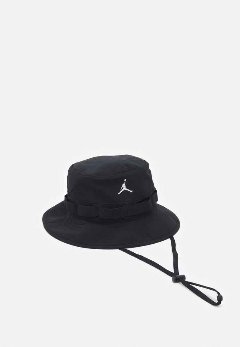 Jordan - BUCKET ZION - Kapelusz - black