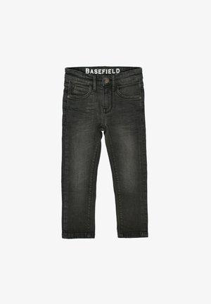 Straight leg jeans - dark anthra