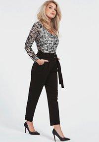 Guess - Trousers - noir - 1