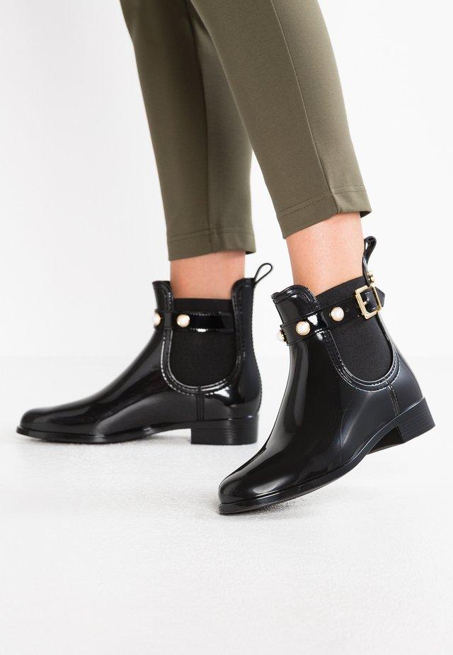 PEARL - Stivali di gomma - black