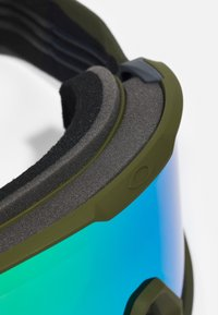 Oakley - LINE MINER - Ski goggles - green - 7