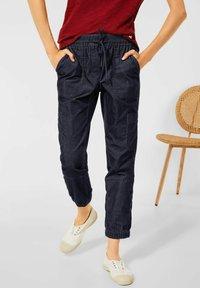 Cecil - LOOSE FIT  - Trousers - blau - 1