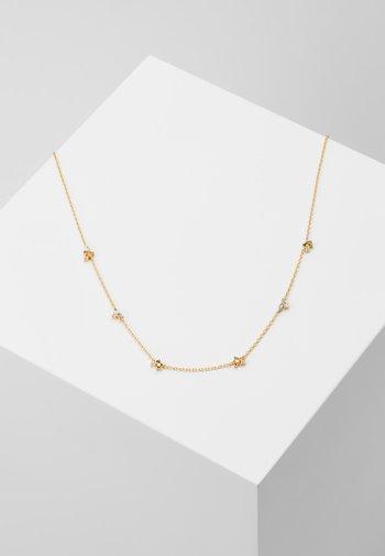 LA PALETTE NECKLACE - Necklace - gold-coloured