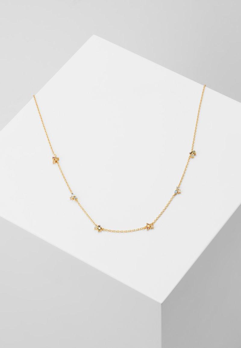 P D Paola - LA PALETTE NECKLACE - Necklace - gold-coloured